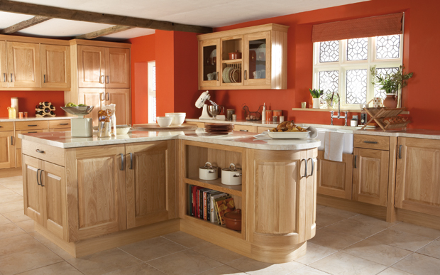 Impressive Traditional Oak Kitchen 620 x 387 · 219 kB · jpeg