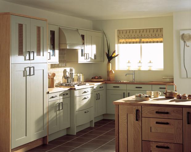Sage Green Kitchens Uk